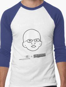 ABSOLUTION 2011 - FINTAN ROCKS - BLK Men's Baseball ¾ T-Shirt