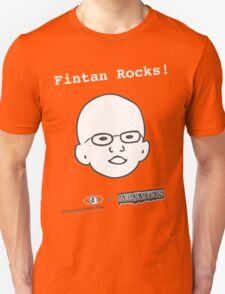 ABSOLUTION 2011 - FINTAN ROCKS - BLK Unisex T-Shirt