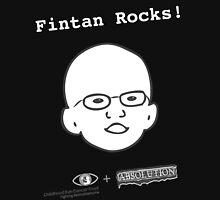 ABSOLUTION 2011 - FINTAN ROCKS - BLK Unisex T-Shirt