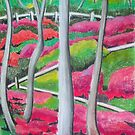 Rhododendron Gardens by marlene veronique holdsworth