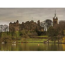 Linlithgow Loch View Photographic Print