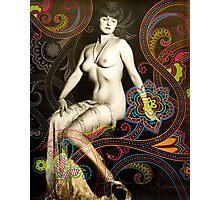 Goddess Photographic Print