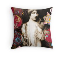 Goddess Throw Pillow