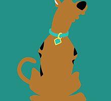 Scooby Doo by karlaestrada