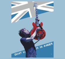 Noel Gallagher - Dont Look Back In Anger by Lee Cooke
