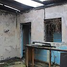 Abandoned House, Jamaica - Kitchen by Allie Ludvigson