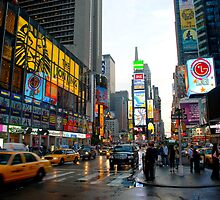 Times square by nincdg