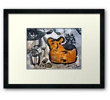 koala pot Framed Print