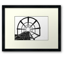 Ladder one  Framed Print