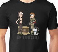 MORTY GEAR SOLID V Unisex T-Shirt