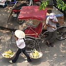 Old Quarter, Hanoi Vietnam by BreeDanielle