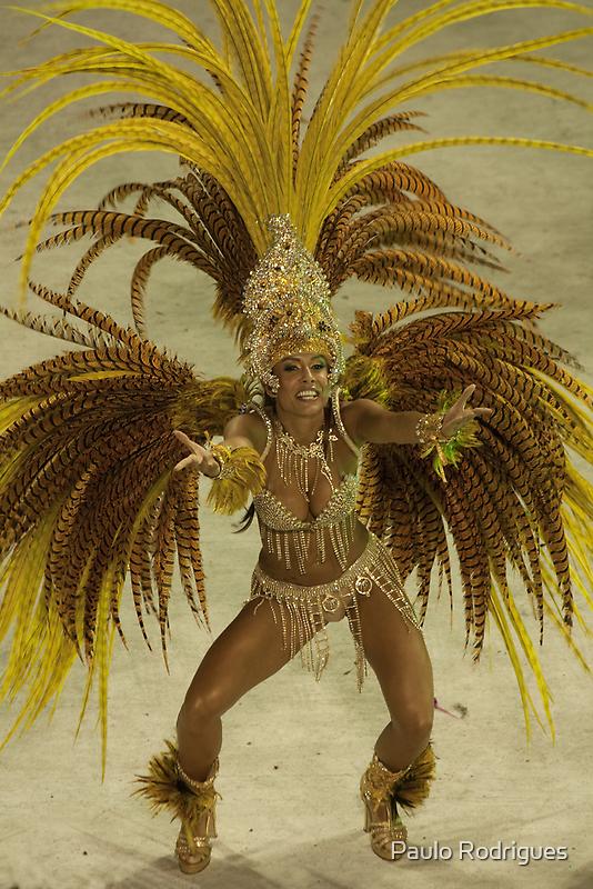 Rainha da bateria by Paulo Rodrigues