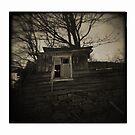 Once a shelter… by Morten Kristoffersen