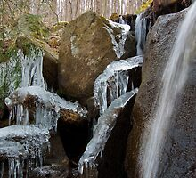 Icicle Spectacular - Allegheny National Forest by Murph2010