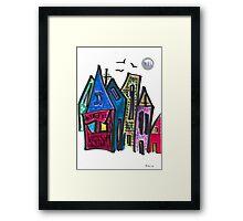 Close Community Framed Print