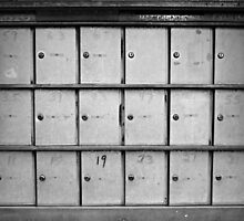 Mail Boxes by KathrynSylor