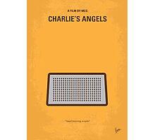 No273 My Charlies Angels minimal movie poster Photographic Print