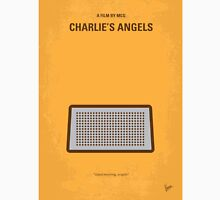 No273 My Charlies Angels minimal movie poster Unisex T-Shirt