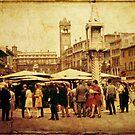 Venice Market 2 1968 by pennyswork