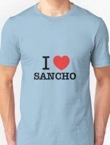 I Love SANCHO T-Shirt
