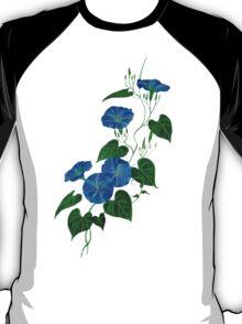 Blue Bindweed T-Shirt