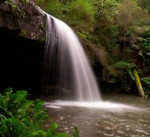 Kalimna Falls, Victoria by Paul Oliver