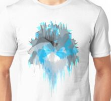 Ice Abstract Unisex T-Shirt