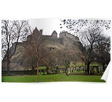 Edinburgh Castle, Edinburgh Scotland Poster