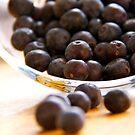 Blueberries by LadyFi