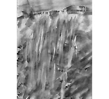 Water Fall #1 , watercolor Photographic Print