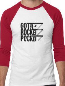 West Side Story - Gotta Rocket in Your Pocket Men's Baseball ¾ T-Shirt
