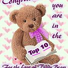 for top 10 banner challenge by Cazzie Cathcart