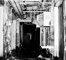 Room 3 is straight ahead by Richard Pitman