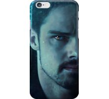 Vincent Keller - cold and snowy atmosphere iPhone Case/Skin