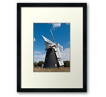 Thelnetham Windmill Framed Print