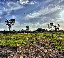 A farm by Leigh Monk