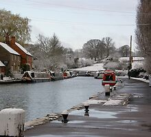Stoke Bruerne,Shutlanger,Alderton and Blisworth by GSphotography