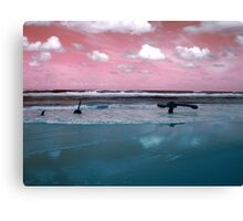 Surrealistic Seascape IV Canvas Print
