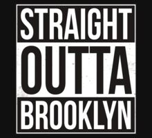 Straight Outta Brooklyn by fysham