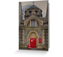 St Peter's Episcopal Church Greeting Card