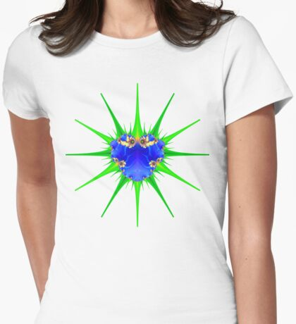 Ippy Bug Womens Fitted T-Shirt