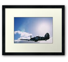 Hawker Hurricane Replica Framed Print