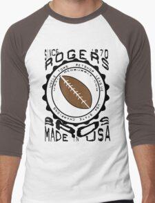 usa la tshirt by rogers bros Men's Baseball ¾ T-Shirt