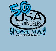 usa los angeles tshirt by rogers bros co Unisex T-Shirt