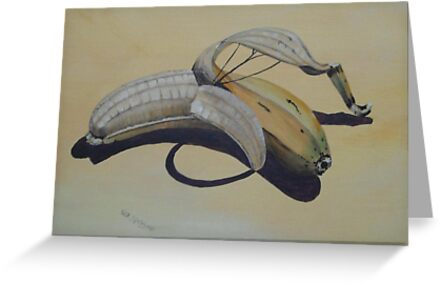 Banana by Val Spayne
