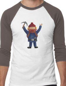 Yukon Cornelius 2015 Men's Baseball ¾ T-Shirt