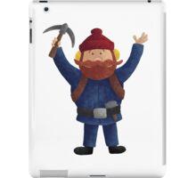 Yukon Cornelius 2015 iPad Case/Skin