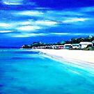 "Mornington Peninsula Local Beach by Belinda ""BillyLee"" NYE (Printmaker)"