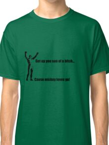 One more round Classic T-Shirt
