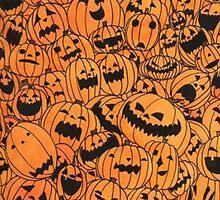 Pumpkin Town by gwynnethann